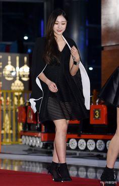 LOVELYZ - Seo JiSoo 서지수 at SAF #지수