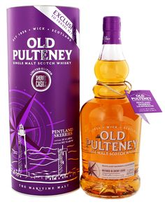 Old Pulteney Pentland Skerries 1L 46% - Schotland