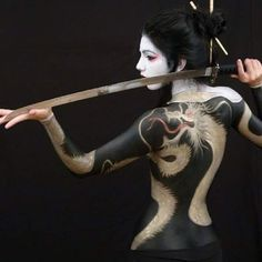 You are in the right place about katana futuristas Here we offer you the most beautiful pictures about the katana sasuke you are looking for. Tatoo Art, Tattoo Life, Body Art Tattoos, Yakuza Tattoo, Character Inspiration, Character Art, Character Design, Samourai Tattoo, Sword Poses