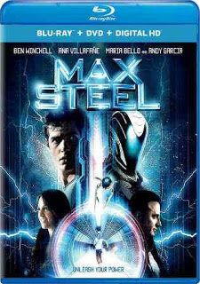 Max Steel 2016 Brrip Hindi Dual Audio 720p 480p Max Steel Max Steel Movie Full Movies