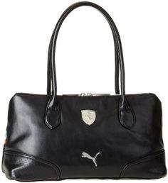 Amazon.com  PUMA Women s Ferrari Long Sleeve Handbag adad6068ff893