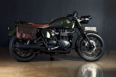 Great Escape style of motorcycle