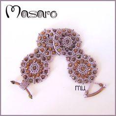Pattern bijoux: Bracciale Masaro