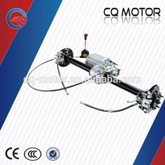 Source good quality elelectric car motor kits, rear axle with disc brake,transaxle for electric rickshaw on m.alibaba.com