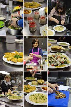 Workshop risotos e outros pratos de arroz a 28 de Fevereiro de 2015 em Lisboa.