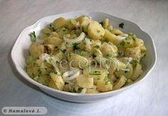 Chorvatský bramborový salát z Dolače Potato Salad, Salad Recipes, Food And Drink, Potatoes, Cooking, Ethnic Recipes, Diet, Essen, Cucina