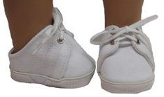 American Girl Doll Sport Athletic Half Back Shoes « Shoe Adds for your Closet