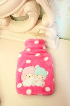 Just in to our Accessories collection! Kawaiiiii :3  Little Twin Stars Hot Water Feet Warmer - 4 Different Styles