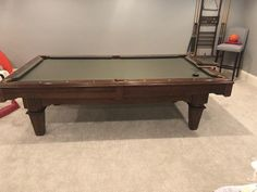 108 best used pool tables for sale prices vary by your location rh pinterest com