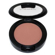MAC Powder Blush - Cubic. Great everyday blush color for fair skin.