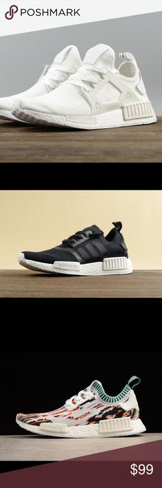 861773a2ebb3 Adidas NMD Fashion Sneaker Shoes New