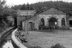Antigua fábrica de Sargadelos. Galicia. Spain.