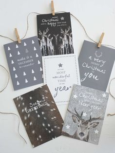 These gorgeous Christmas cards reflect a true Nordic spirit. Complete with white envelopes marked 'special delivery' they are sold as an assorted set of Nordic Christmas, Diy Christmas Cards, Xmas Cards, Diy Cards, Christmas Time, Christmas Illustration, Stamping Up, White Envelopes, Seasonal Decor