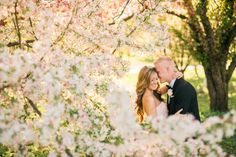 Spring Blossom Wedding Inspiration | photography by http://www.everlastinglovephotography.com/