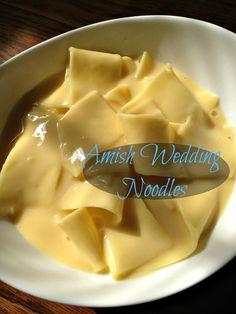 Amish Wedding Cake Recipe