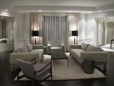 Private Residence designed by Lisa Ho via YP