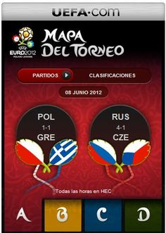 widget eurocopa 2012 spain #futbol