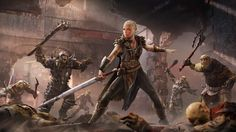 Middle-earth: Shadow of Mordor – FREE New Character Skin and Challenge Mode