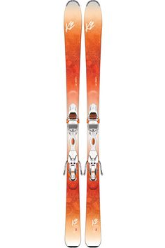Are you Luv Struck yet? If you're not you're about to be because the 2017 Women's Luv Struck 80 10 TCX All- Mountain Ski is going to make you fall in love with skiing all over again. Carving Skis, K2, Basin, Skiing, Gifts For Her, Mountain, Fall, Sports, Shopping