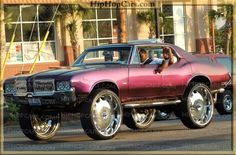 Nice trucks With Rims | Its redonkulous.