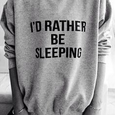 Sleeping, Eating & Sarcasm: The Best of Graphic Tees - Pepino Fashionista Ragnor Fell, Grey Sweatshirt, Graphic Sweatshirt, Graphic Sweaters, Grey Sweater, Loose Sweater, Sweater Jacket, Letter Patterns, Mode Inspiration