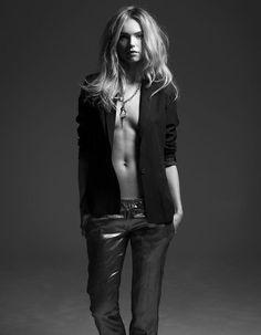 """coolchicstylepensiero: """" Aurelia Gliwski for Jeff Stephens PhotoShoot """" Edgy Photography, Black And White Photography, Luxury Fashion, Womens Fashion, Daily Fashion, Style Fashion, Editorial Fashion, Feminine, Leather Jacket"""