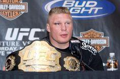 UFC 91 Randy Couture vs. Brock Lesnar