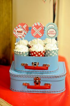 Ideas for a Train Birthday Party