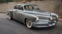 Preston Tucker's personal 1948 Tucker expected to command more than $1M at January auction | Fox News