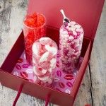 Valentine's Day Gifts Candy A Sweet Delivery Because Candy is Always in Fashion www.ASweetDelivery.com Red Gift Box – SWAK