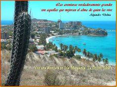 Frases Inspiradoras con paisajes de #Margarita