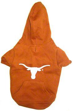 Texas Longhorn Dog Hoody Sweatshirt