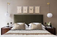 The most ideal approach to begin modernizing in your life is to have a modern bedroom. Modern bedroom decor can be generally easy to do. A couple of new modern frill… Continue Reading → Stylish Bedroom, Modern Bedroom Furniture, Home Decor Bedroom, Bedroom Ideas, Modern Bedrooms, Master Bedroom, Bedroom Lamps, Bedroom Chandeliers, Design Bedroom