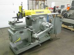 "Cincinnati 24"" Shaper similar to the one I used at Burks Pumps for 20+ years in the tool room"