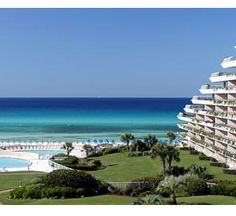 Edgewater Beach Condominium in Destin, Florida