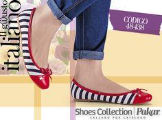Flats Moda Shoes Collection Pakar Zapatos.
