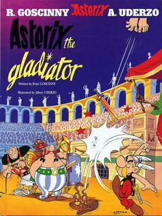 Asterix the Gladiator - Asterix Books - The albums - The official Website