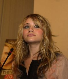 Ashley Olsen - hair