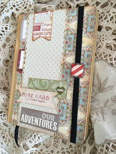 Cuaderno Scrapbook
