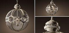 19Th C. Victorian Globe | Restoration Hardware