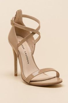 7d719fff1e5a Be admired for your sultry style in the contemporary Lavelle sandal!