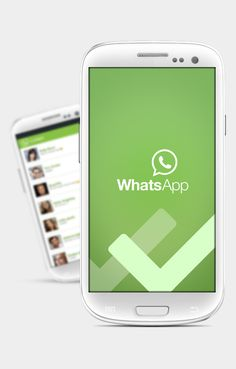 WhatsApp - Android App Redesign Concept