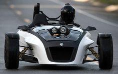 VW Concept Reverse Trike
