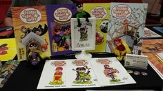 All ages comic about 3 kids who believe they are superheroes so the earn money to create their costumes and go out in the neighborhood to fight crime. It is Anamanics meets Teen Titans. Family fun for all! Www.peanutpuddinnjelly.com