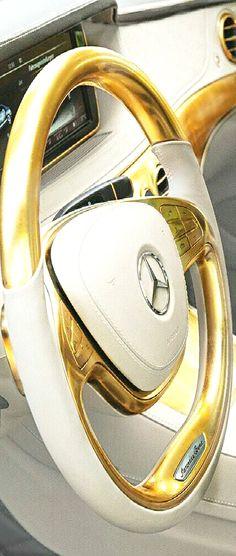 Mercedes Luxury - #Lady #Multi-Millionairess enjoys the luxuries in life - #Luxurydotcom