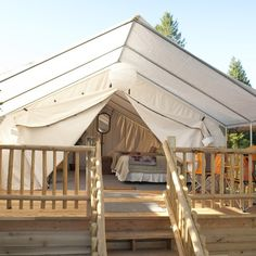 For those people who desire to allocate time camping at some remote area far away from their home, camping tents are necessary and valuable speculation. Camping provides you with the magnificent. Tent Camping, Glamping Tents, Guest Ranch, Luxury Tents, Gazebo, Safari, Outdoor Structures, Cabin, Vacation