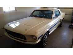 listing 1968 Ford Mustang is published on Free Classifieds USA online Ads - http://free-classifieds-usa.com/vehicles/cars/1968-ford-mustang_i31909