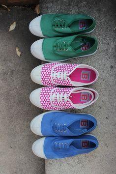 buy popular 9bb59 def6e Edition limitée Summer Spring 2018 www.bensimon.com  bensimon  shoes   holiday