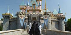 Star Wars Theme Park Rides Will Be Based on New Films • I Know Today
