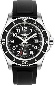 Men's Wrist Watches - Breitling Superocean II 44 A17392D7BD68131S * Want additional info? Click on the image.